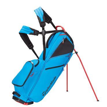 TaylorMade Flextech Lite Stand Bag  Blue/Black