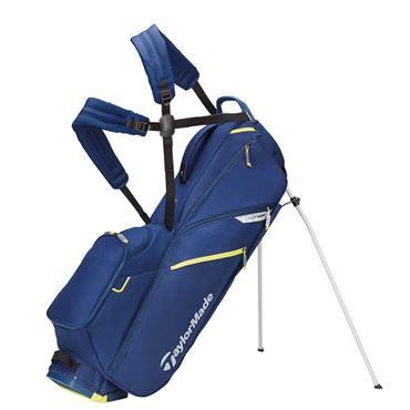 TaylorMade Flextech Lite Stand Bag  Navy/Grey