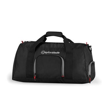 TaylorMade Players Duffle Bag  Black