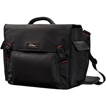 Titleist Prof Messenger Bag  Black