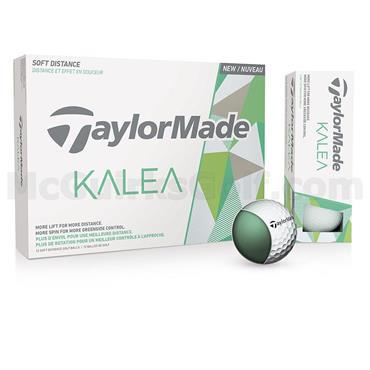 TaylorMade Kalea Golf Balls White