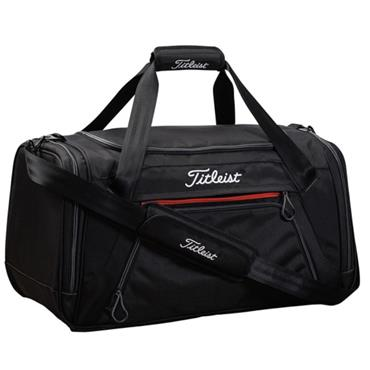 Titleist Duffel Bag Black