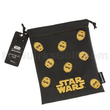 TaylorMade Star Wars Valuables Pouch  C3PO
