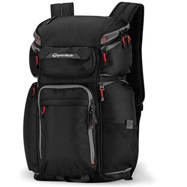 TaylorMade Players Backpack Black