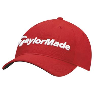 TaylorMade Junior Radar Hat  Red