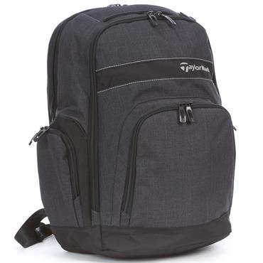 TaylorMade TM18 Players Backpack  Heather Grey
