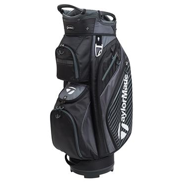 TaylorMade Pro Cart 6.0 Bag Black - Charcoal