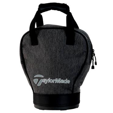 TaylorMade Tay TM18 Classic Practice Ball Bag  Heather Grey