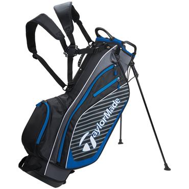 TaylorMade Pro Stand 6.0 Bag  Black/Charcoal/Blue