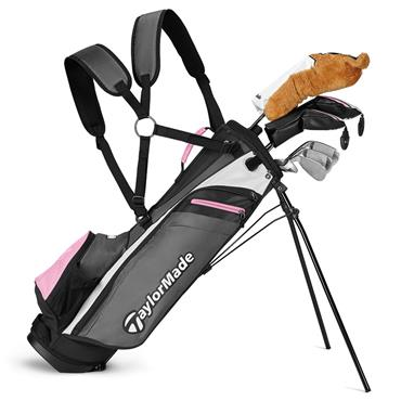 TaylorMade Junior Rory 6-Piece Set 4-7 Years Girls Right Hand