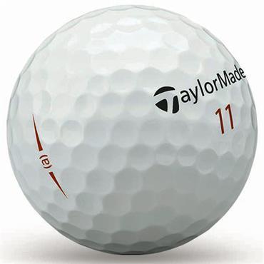 TaylorMade TM18 Project A Golf Balls Dozen  White