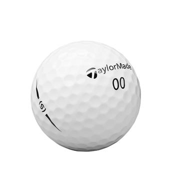 TaylorMade Project S Golf Balls Dozen  White
