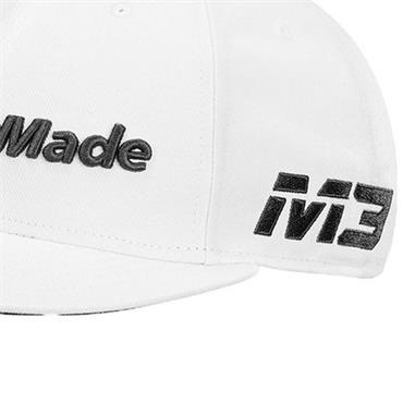 TaylorMade TM18 Tour 9Fifty Cap  White/Gray