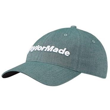 TaylorMade TM18 Tradition Lite Heather Cap  Heather Green