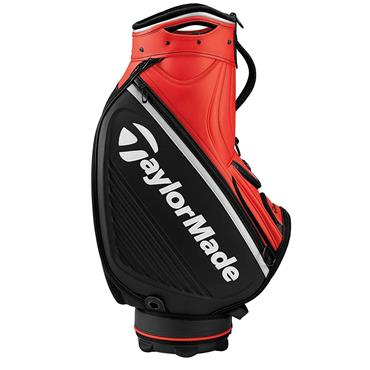 TaylorMade TM19 Tour Staff Bag 9.5  Black/Orange
