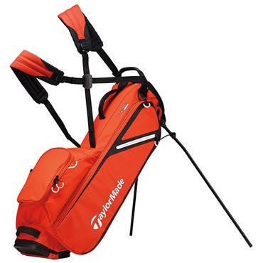 TaylorMade TM19 Flextech Lite Stand Bag  Orange/Black