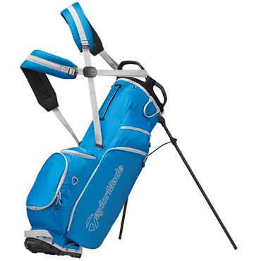 TaylorMade TM19 Litetech 3.0 Stand Bag  Blue/Gray