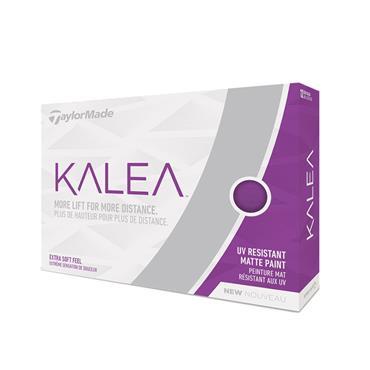 TaylorMade Kalea Golf Balls Dozen Purple