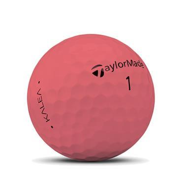 TaylorMade TM19 Kalea Golf Balls Dozen Peach