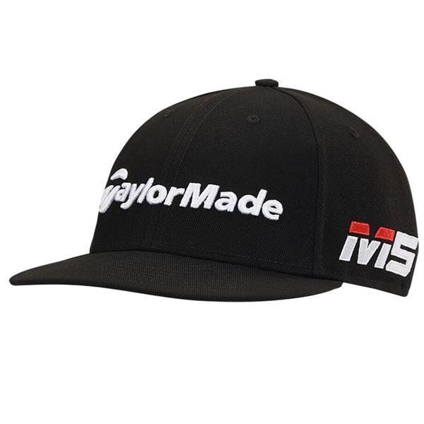 053825c0f2df3 TaylorMade TM19 New Era Tour 9Fifty Snapback Cap Black | Golf Store