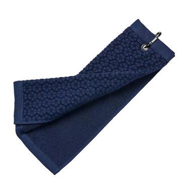Titleist Tri Fold Cart Towel  Navy
