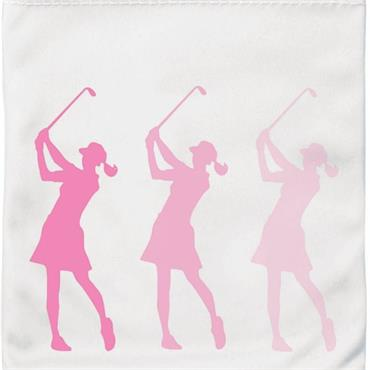 Surprizeshop Ladies Tee & Accessory Bag  Pink