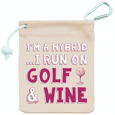 Surprizeshop Ladies Tee & Accessory Bag  I'm a Hybrid