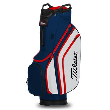 Titleist Cart 14 Lightweight 0S Navy White Red