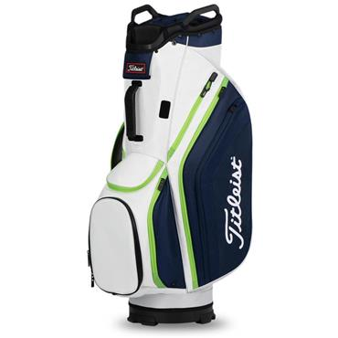Titleist Cart 14 Lightweight 0S White Navy Apple