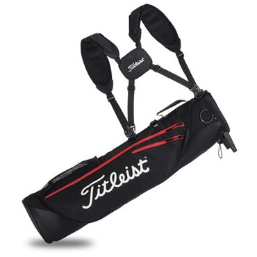 Titleist Premium Carry Bag 0S Black/Red
