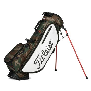 Titleist Players 4 Plus Stand Bag  Camouflage