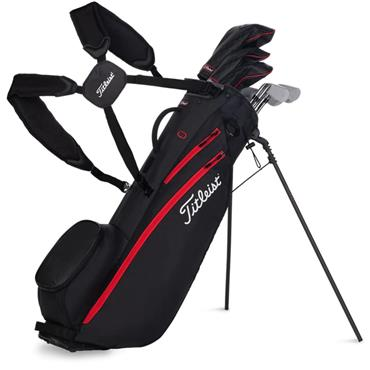 Titleist Players 4 Carbon 0S Black/Red