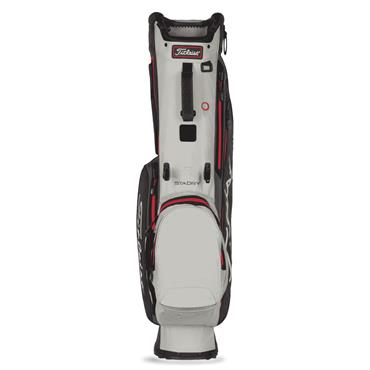 Titleist Players 4 StaDry Stand Bag 0S Black-Grey-Red