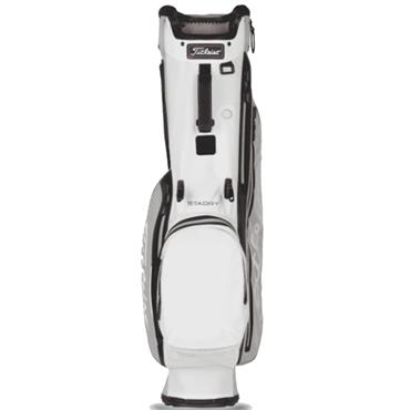 Titleist Players 4 StaDry Stand Bag 0S Grey White Black