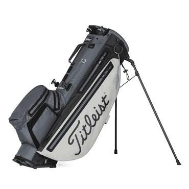 Titleist Players 4+ StaDry Stand Bag  Grey/Charcoal/Black