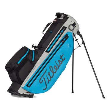 Titleist Players 4+ StaDry Stand Bag  Dorado/Black/Grey