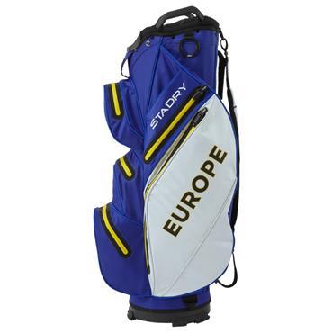Titleist Ryder Cup StaDry Cart Bag 0S White Blue Gold