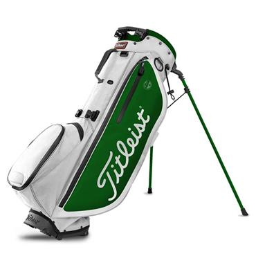 Titleist Players 4 Plus Stand Bag 0S WHITE GREEN