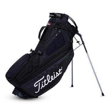 Titleist Hybrid 14 Stand Bag  Black