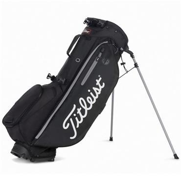 Titleist Players 4 Plus Stand Bag  Black