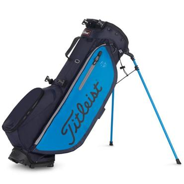 Titleist Players 4 Plus Stand Bag  Navy Glac Black