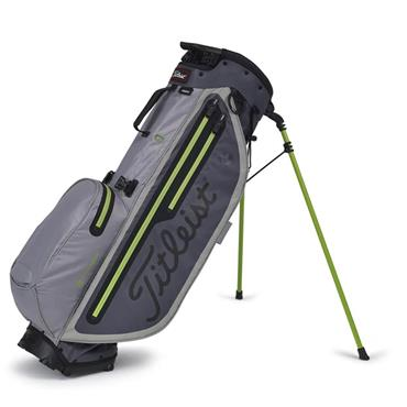 Titleist Players 4 Plus StaDry Stand Bag 0S CHARCOAL GREY APPLE