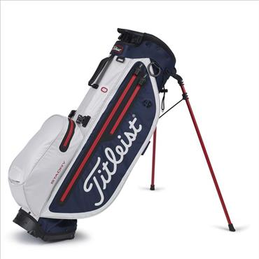 Titleist Players 4 Plus StaDry Stand Bag 0S Navy/White/Red