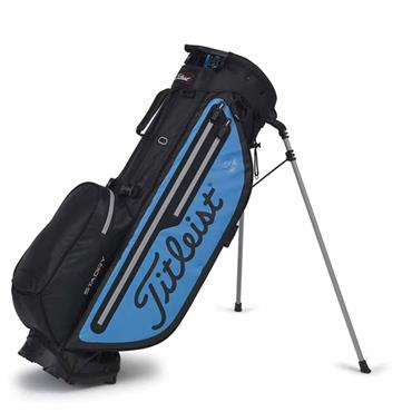 Titleist Players 4 Plus StaDry Stand Bag Black - Blue - Grey