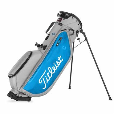 Titleist Players 4 Stand Bag 0S Grey - Blue