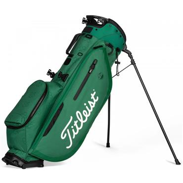 Titleist Eire Players 4 Stand Bag  GREEN WHT