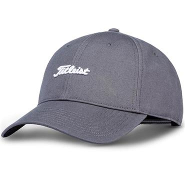 16827370fafab Titleist Nantucket Legacy Cap Charcoal White ...