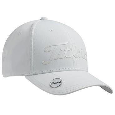 Titleist Perf Ball Marker Fashion Cap  White