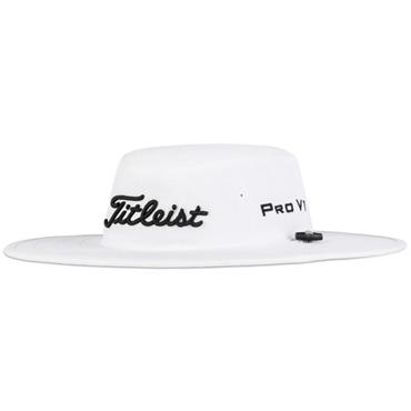 Titleist Tour Aussie Hat  White - Black