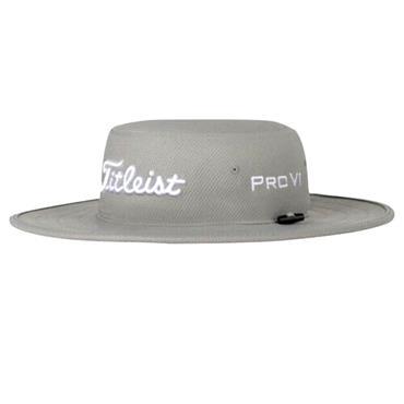 Titleist Tour Aussie Hat  Grey/White